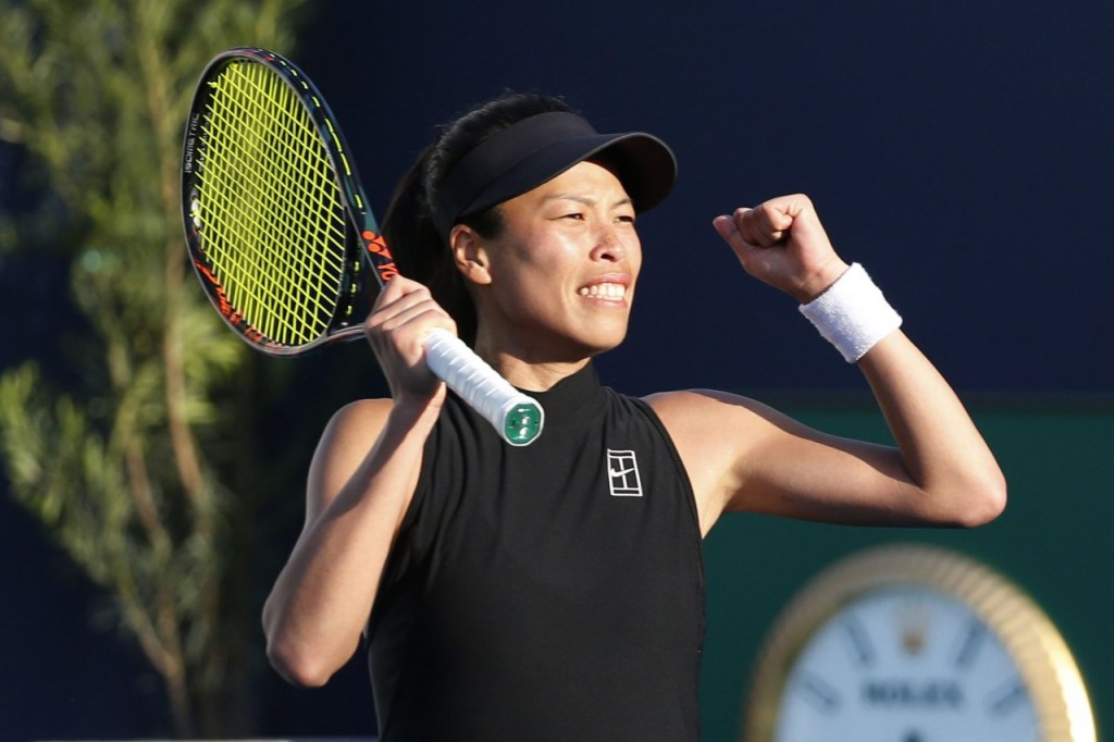Hsieh Su-wei and her doubles partner Barbora Strycova met defeat at the Australian Open Saturday