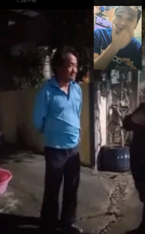 Filipino man finds his long-lost Taiwanese father