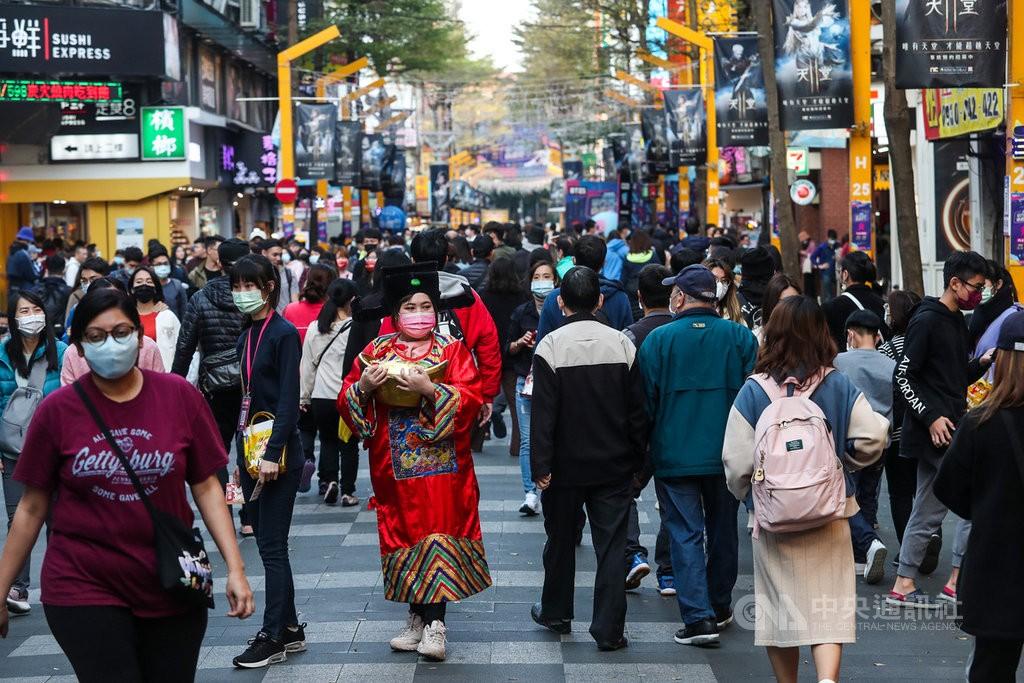 台灣出口料暢旺 今年經濟成長率估4.64% 大幅上修創7年新高