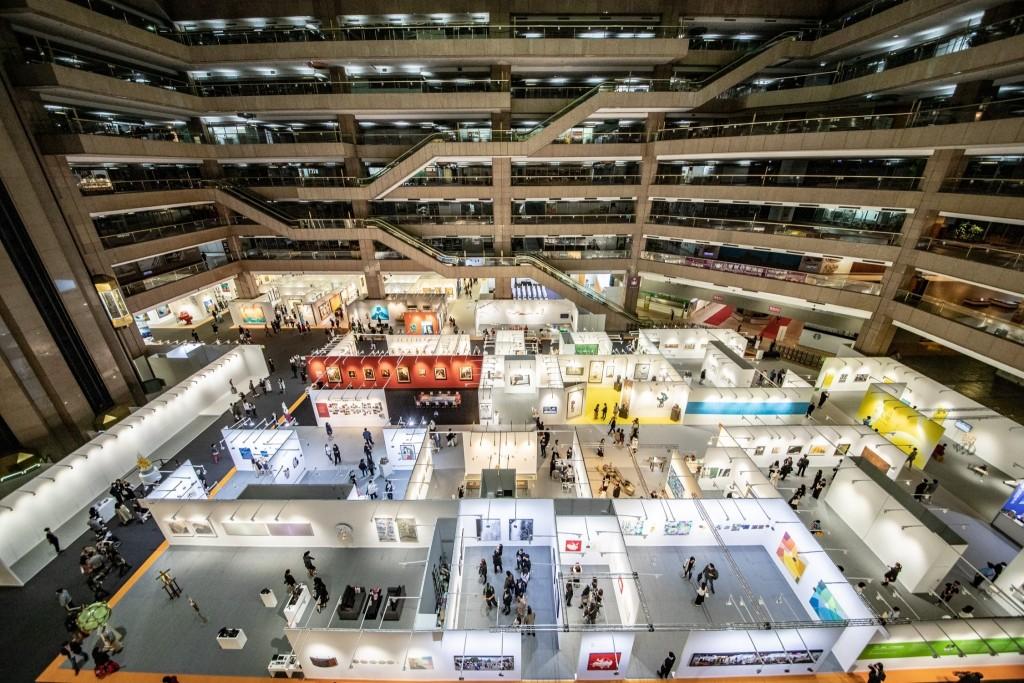 台北國際藝術博覽會10月登場(圖/Art Taipei)