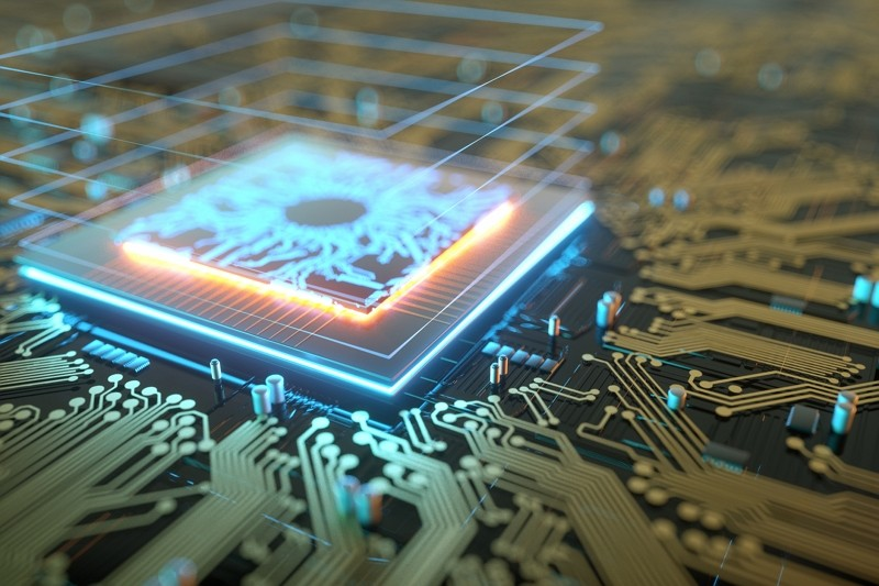 A circuit board (Getty Images)