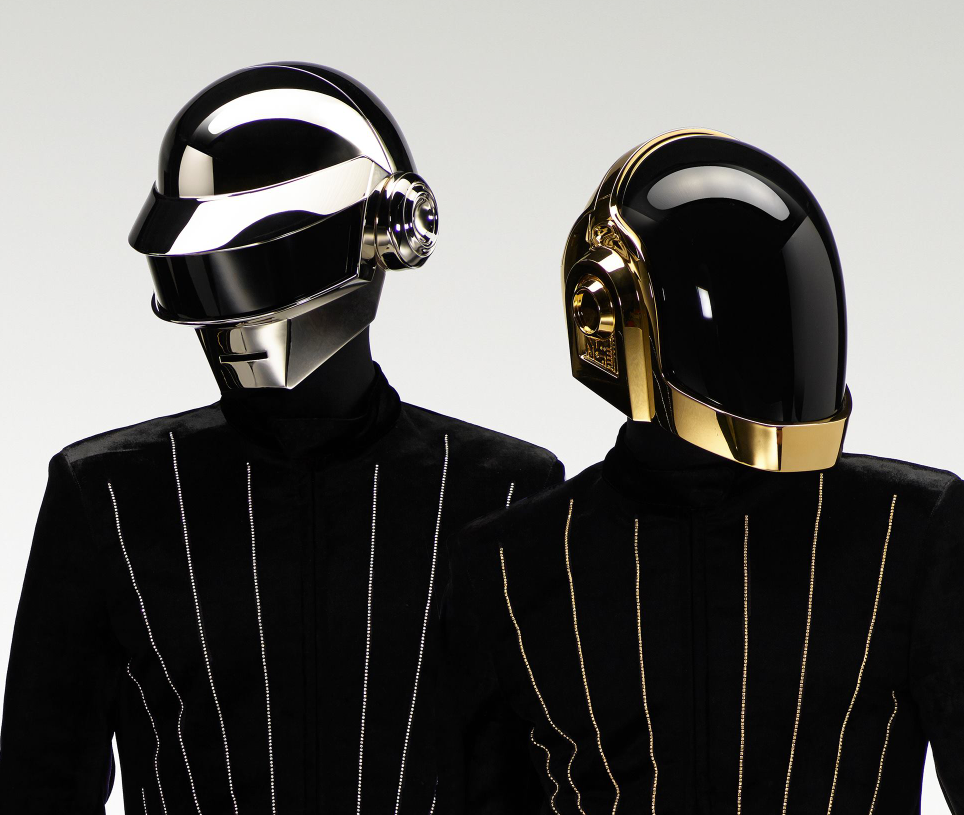 Legendary dance duo Daft Punk split on Feb. 22. (Facebook, Daft Punk photo)