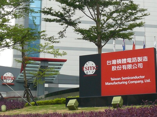 TSMC has been ordering trucks to supply extra water