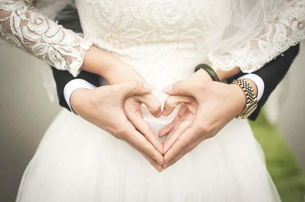 Taiwan records lowest number of marriages since 2009. (Pixabay photo)
