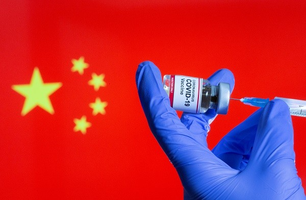 Chinese COVID-19 vaccine. (Reuters photo)