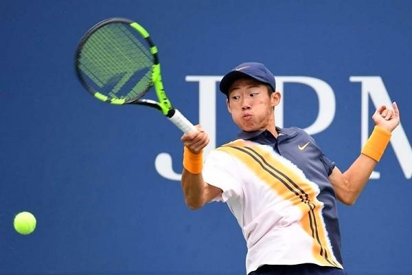 Taiwanese tennis player Tseng Chun-hsin (Instagram,Tseng Chun-hsin photo)