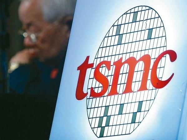TSMC logo.(Facebook photo)