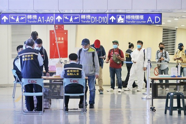 Taiwan to lift entry ban on non-resident foreigners on March 1