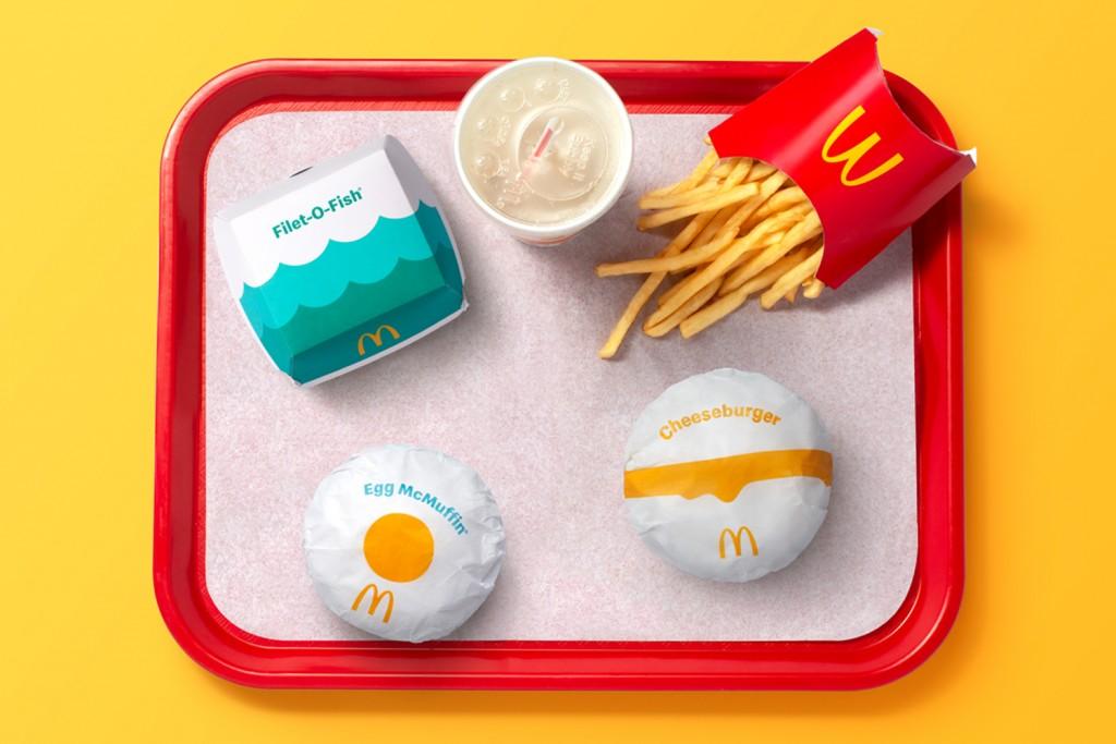 麥當勞即將在今年推出全新包裝。(圖/McDonald's)