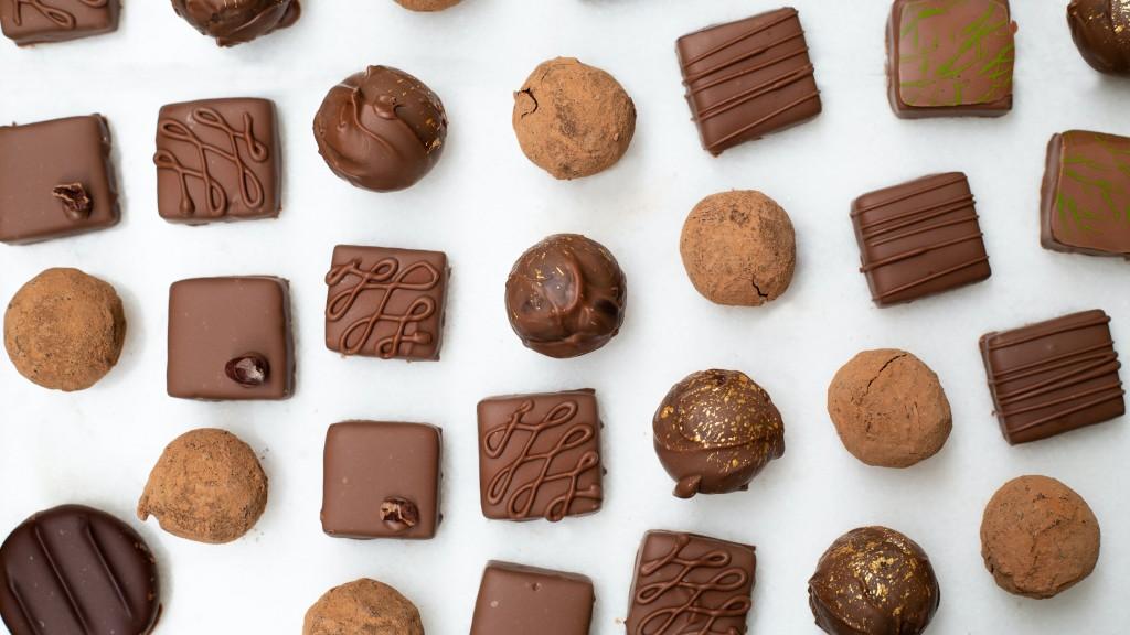 明年元旦起所有巧克力產品的植物油含量不得超過總重5%,否則不可以「巧克力」作為品名。(圖/Unsplash)