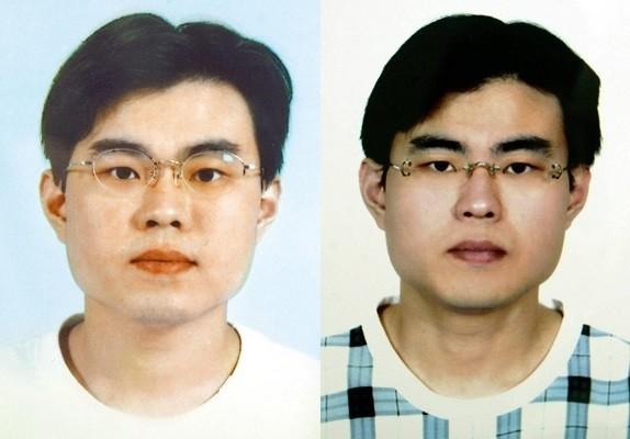 Wu Pai-ting. (Taipei Police Department photos)