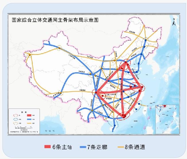 Map of proposed transit links. (CTN image)