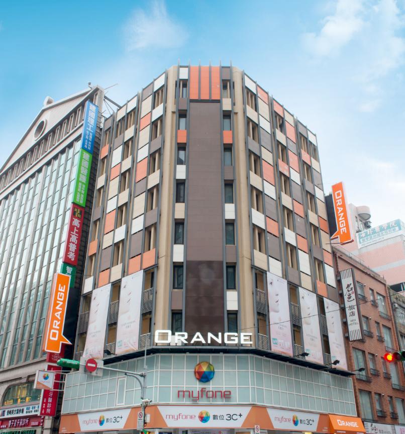 台灣恢復中低風險國商務人士入境,桔子商旅館前店開放接待短期檢疫旅客(圖/福泰飯店集團)
