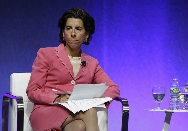 U.S. Commerce Secretary Gina Raimondo