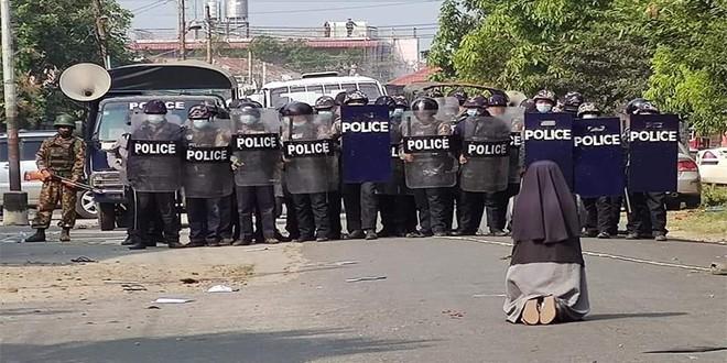 【緬甸政變】「見一個殺一個」軍人TikTok威脅示威者 濫殺民眾引國際撻伐