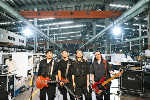 Taiwanese punk rock band Fire Ex. to perform at 2021 SXSW Music Festival. (Young Team Productions photo)