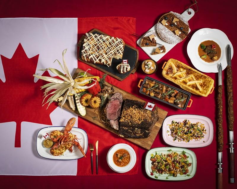 遠東Café 「加拿大美食嘉年華」 頂級牛排吃到飽