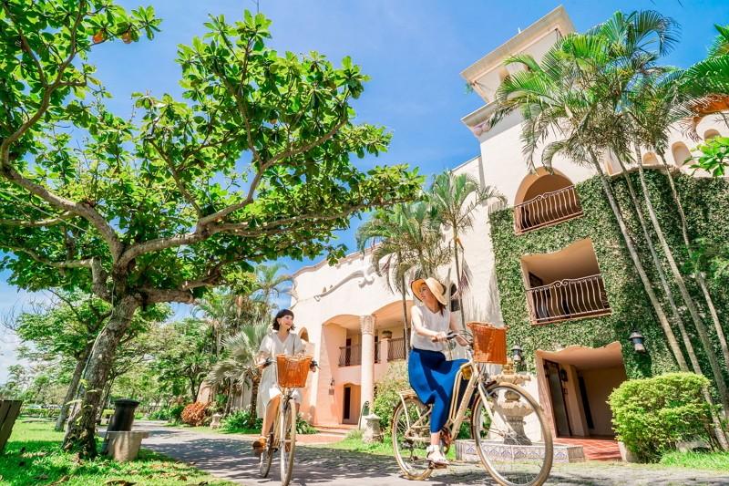 理想大地帶您用20公里的自在 騎花蓮最美單車路線