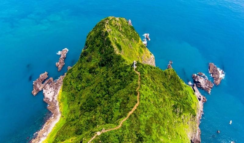 基隆嶼(圖/基隆旅遊網)