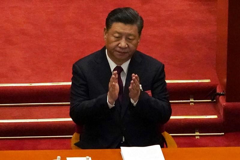中國國家主席習近平(圖/美聯社)