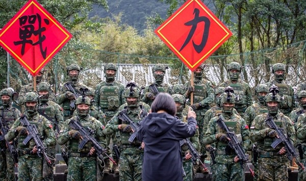 Taiwan looking to enhance combat readiness by expanding its military.