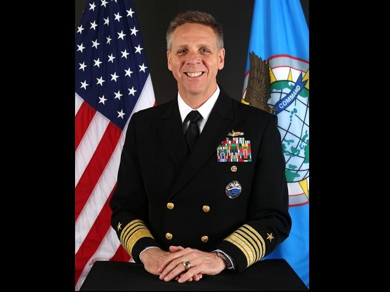 美國印太司令部司令戴維森(圖/美國國防部)