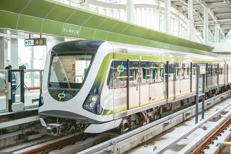 (Taichung City Government Transportation Bureau photo)