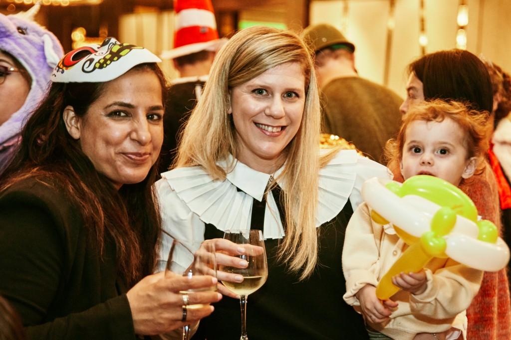 台灣猶太社群成功在今年2月27日舉辦全球最大的普珥節聚會,吸引逾180人聚集在台北美國俱樂部。(圖/TJC)