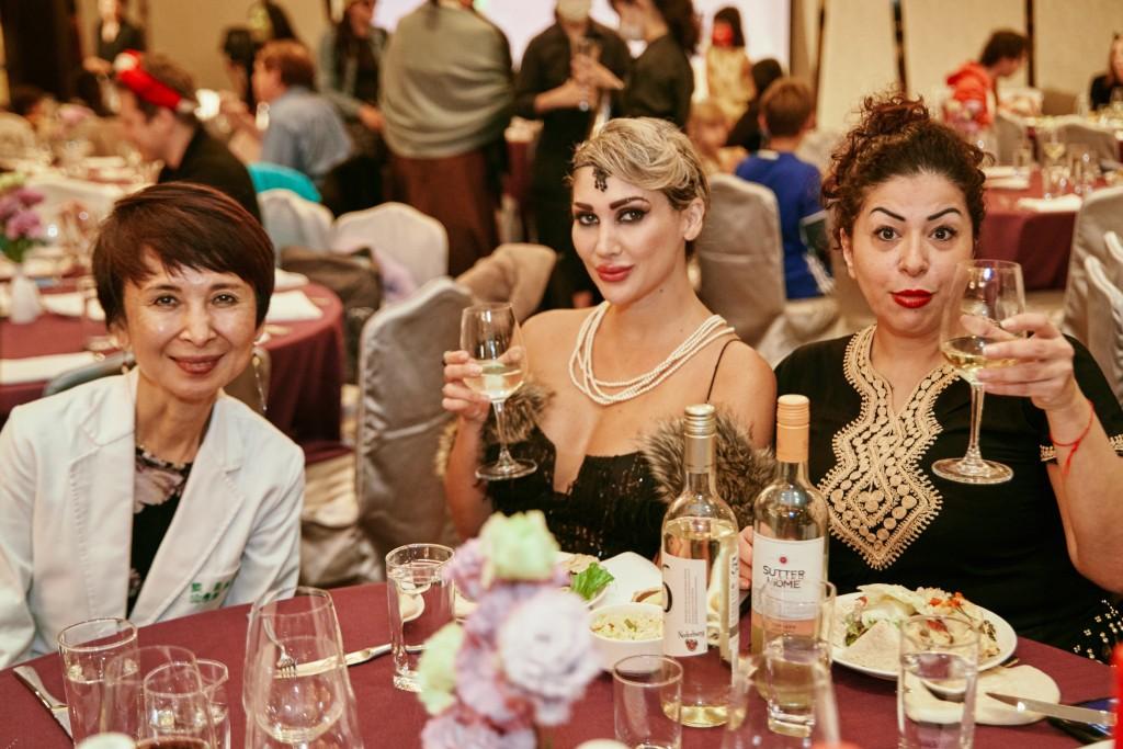 台灣猶太社群展現超高凝聚力 成功舉辦全球最大普珥節聚會