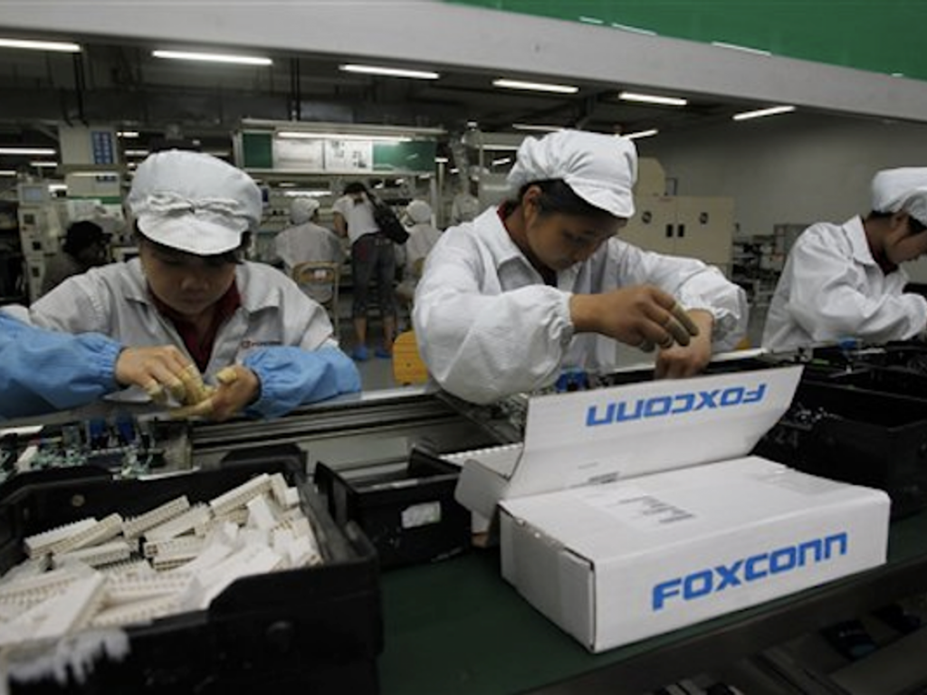 Foxconn is expanding rapidly in Vietnam