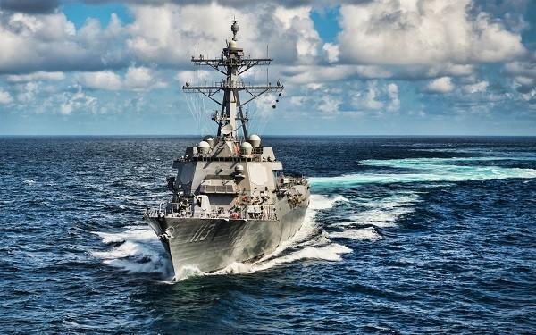 USS John Finn. (besthqwallpapers.com photo)