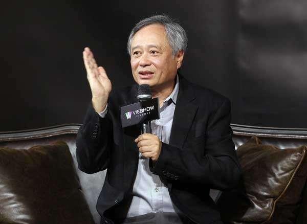Academy Award winner Ang Lee