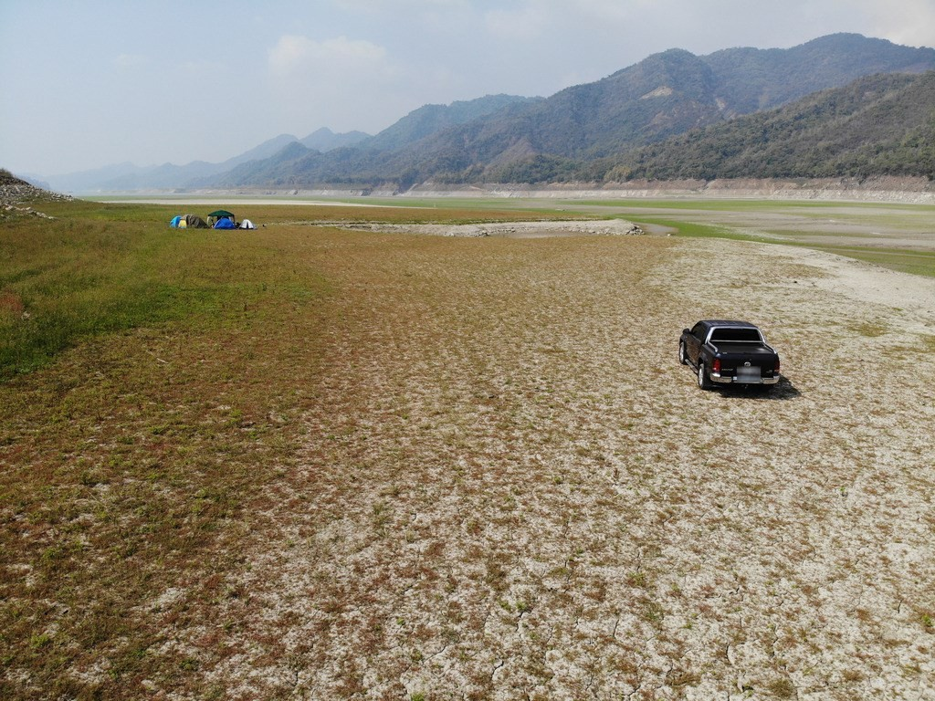 Reservoirs in central, southern Taiwan almost bottomed out