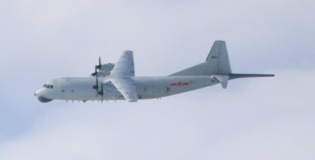 Two Chinese military planes enter Taiwan's ADIZ