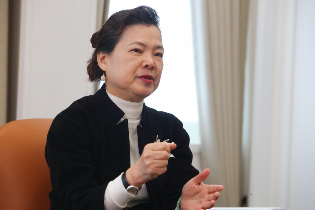 EconomicMinister Wang Mei-hua