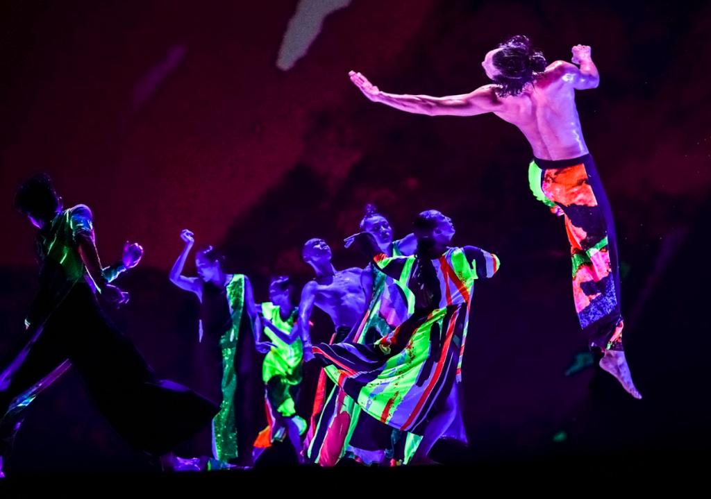 雲門舞集經典舞作「十三聲」將於台灣巡演(攝影/劉振祥)