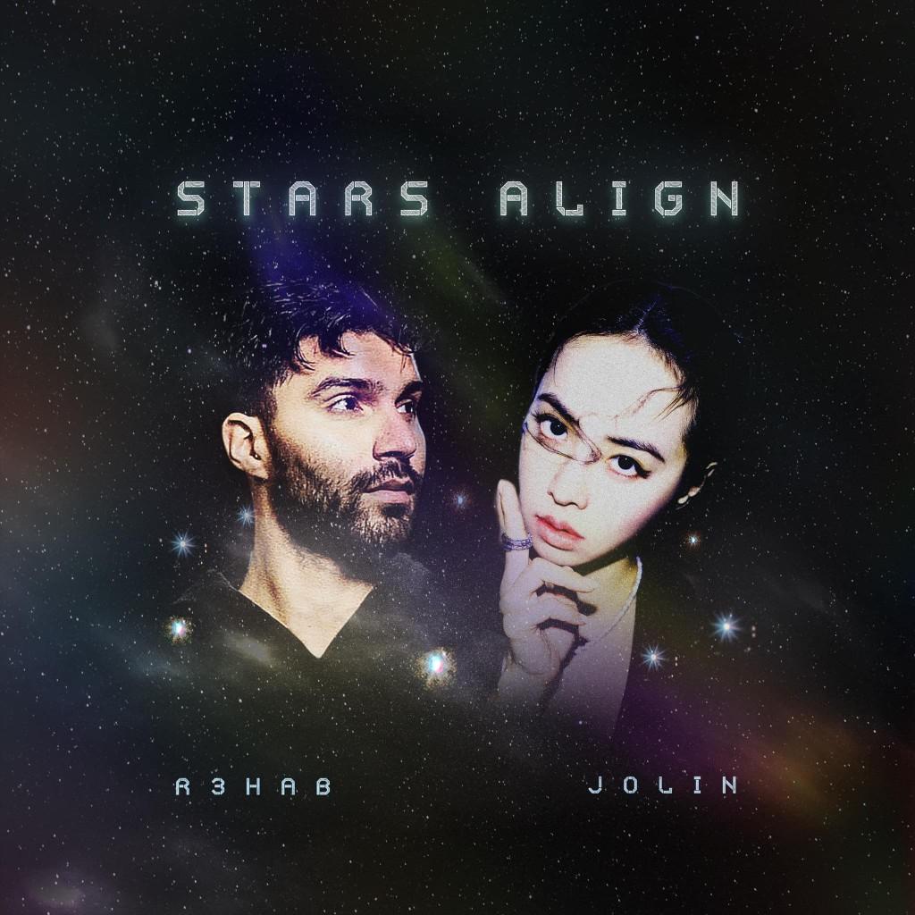 Jolin Tsai announces collaboration with Dutch DJ R3hab (Facebook, Jolin Tsai photo)