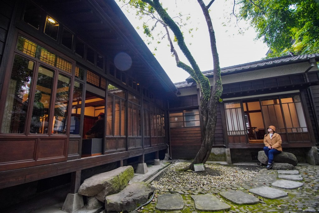 療癒!台北市超好拍隱身巷弄秘境免費參觀 「靜心苑」老宅首推養生餐食