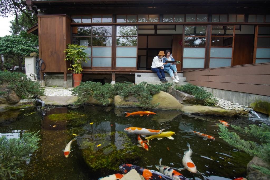 台北市秘境之一為有「療癒古蹟」之稱的「靜心苑」(圖/台北市文化局)