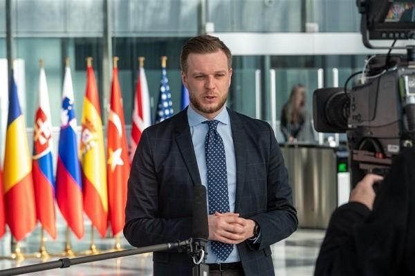 送2萬劑新冠疫苗後再一發 立陶宛外交部長:將在台灣設立代表處