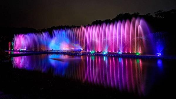 Bitan Water Shows get underway in New Taipei on Saturday
