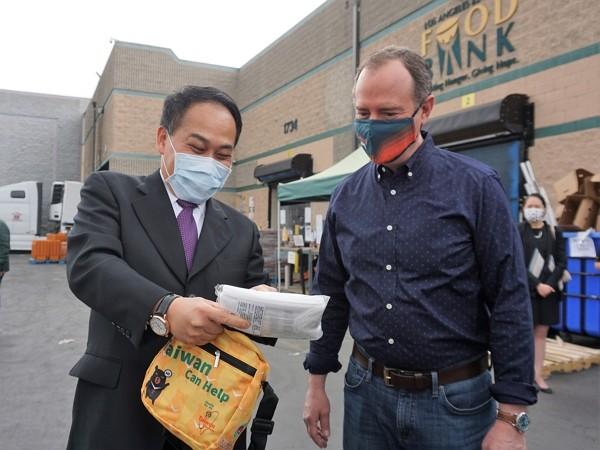 美眾議員譴責反亞裔 感謝台商捐口罩當範例