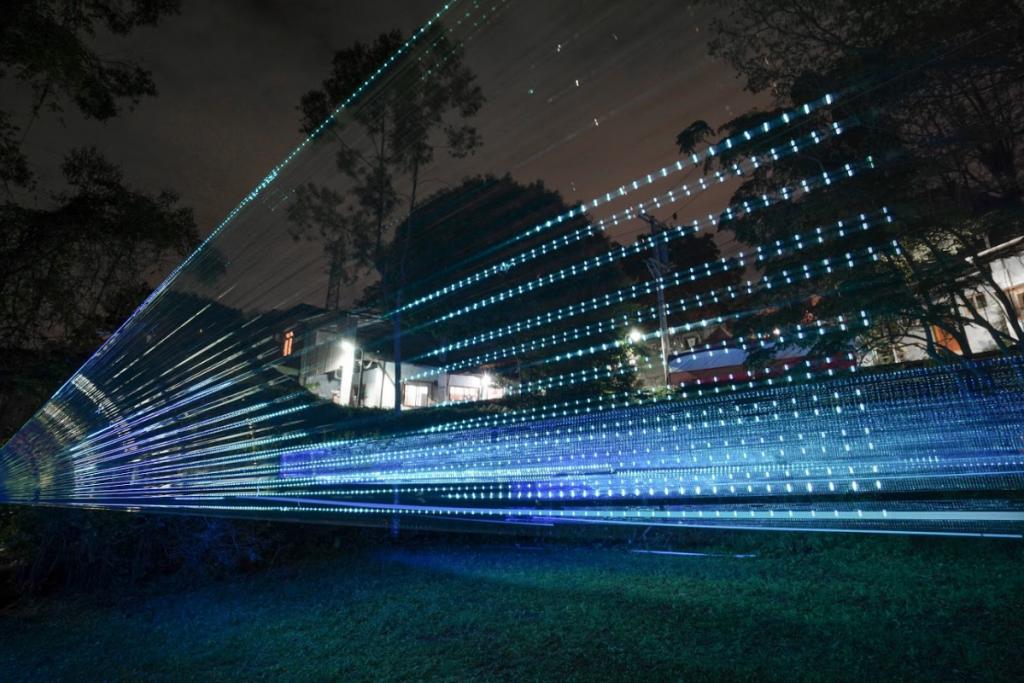 寶藏巖光節「棲息在光中」找回家的路 13組藝術家新媒體探親密歸屬感