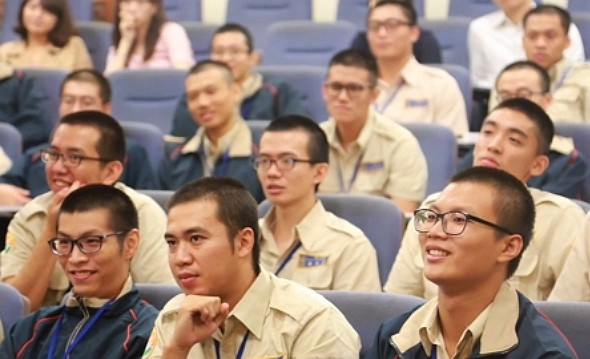 Taiwan to recruit 100alternative military service conscripts for foreign aid mission. (ICDF photo)