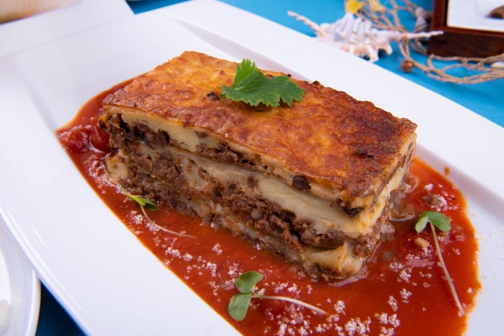 宜蘭力麗威斯汀知味西餐廳 全新改裝 行政主廚鄭元欽推出地中海主題料理