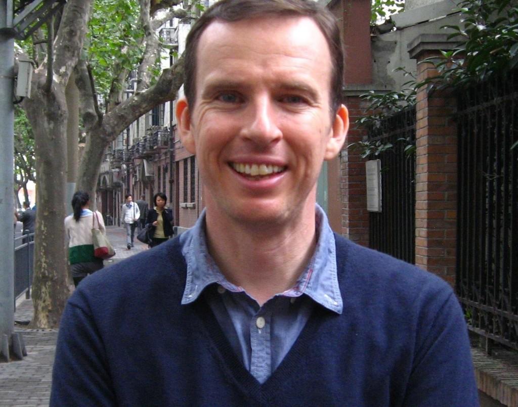 BBC journalist John Sudworth (Twitter, John Sudworth photo)