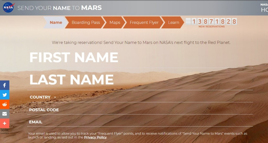 NASA changes Taiwan to 'location' after China cries foul over website menu