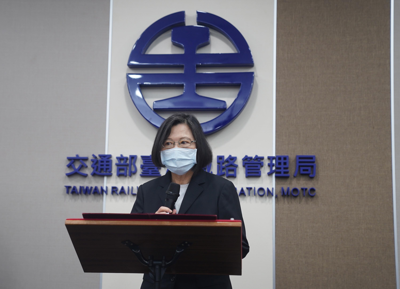 【太魯閣號事故】 總統、副總統及蘇貞昌捐一個月所得賑災