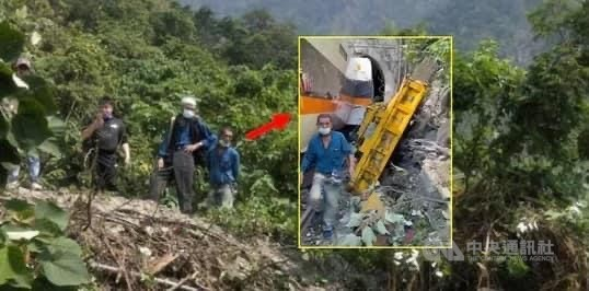 Taiwan train derailment victim mistakenly blamed for accident