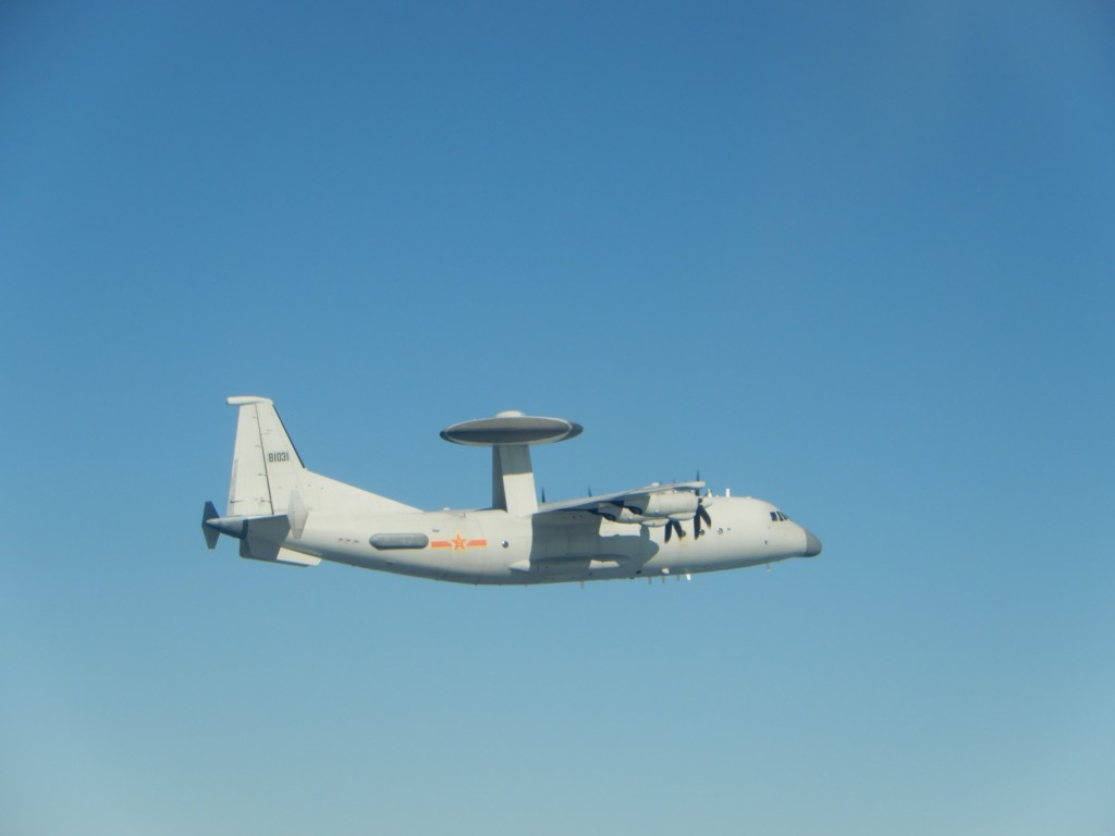 10 Chinese military planes enter Taiwan's ADIZ